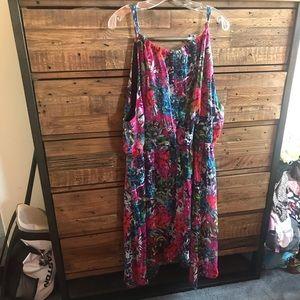 Land Bryant flowery dress